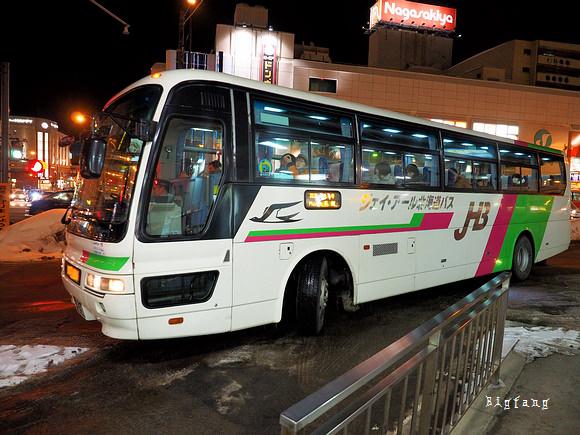 [北海道 札幌] 高速巴士 / 高速おたる号 @ 電車外的另一個選擇~