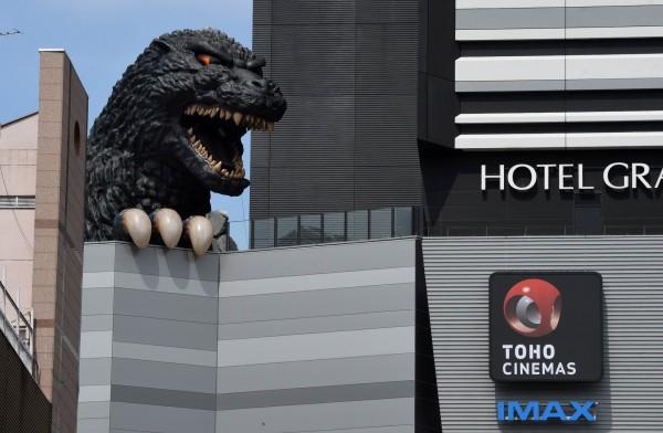 [新聞] 哥吉拉「入侵」東京!怪獸之王獲封東京「旅遊大使」