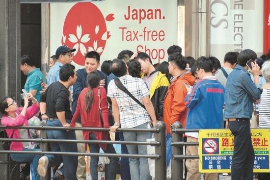 [新聞] 抵制日本?中國客上月遊日飆27%創歷史新高