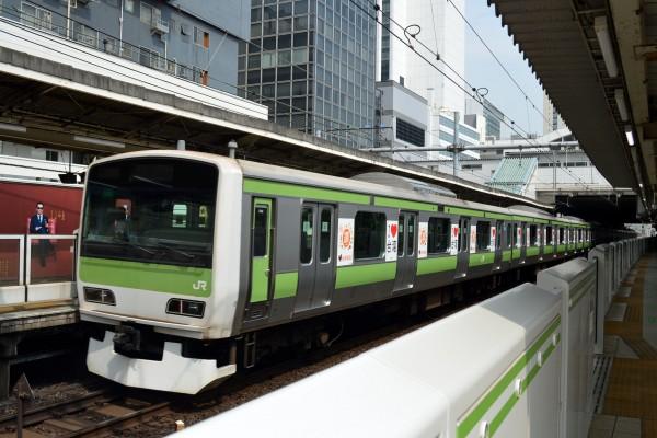 [新聞] 東京山手線推台灣觀光彩繪列車